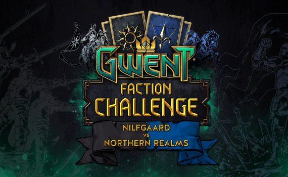 Desafio de facções reinos do norte x nilfgaard