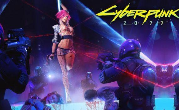 nudez em cyberpunk 2077