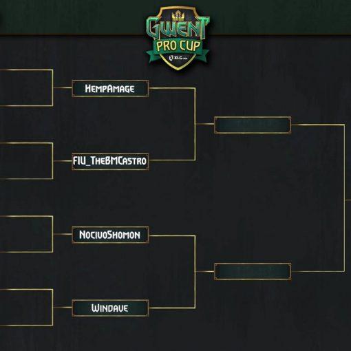 Semifinal da Gwent Pro Cup de Junho
