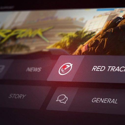 Red tracker no fórum da CDPR