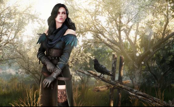 Yennefer em The Witcher 3