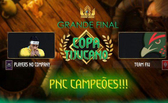 Campeões Copa Tijucano de Gwent