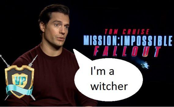 Henry Cavill como Geralt The Witcher Netflix