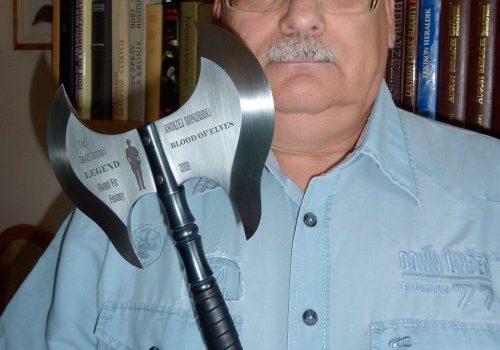 Andrzej Sapkowski autor the witcher